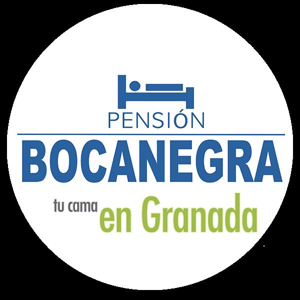 Logo hostal granada barato bocanegra